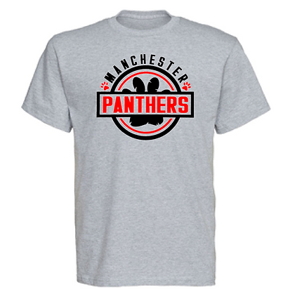 Manchester Panthers General Logo #3 Unisex T-Shirt