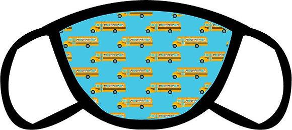 School Bus Face Mask
