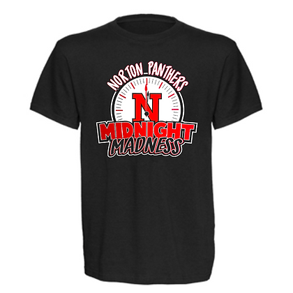 Norton Panthers General Logo #22 Unisex T-Shirt