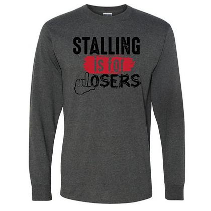 Wrestling Logo #26 Unisex Long Sleeve T-Shirt Glitter Option