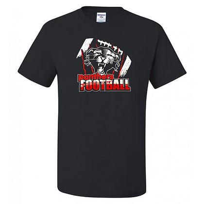 Manchester Panthers Football Logo #61 Unisex T-Shirt
