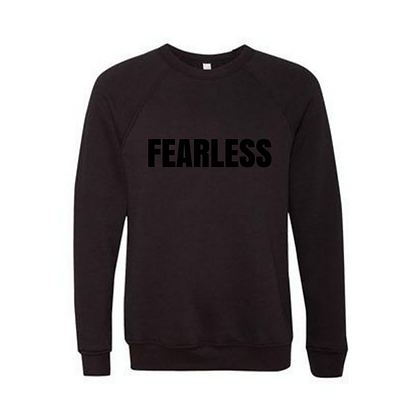 Fearless Tonal Unisex Crewneck