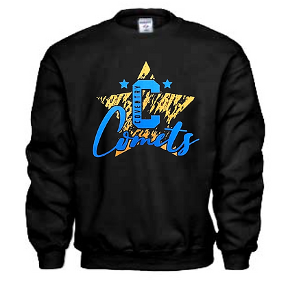 Coventry Comets General Logo #9 Unisex Crew Neck Sweater