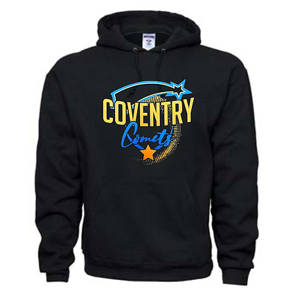 Coventry Comets General Logo #10 Unisex Hoodie