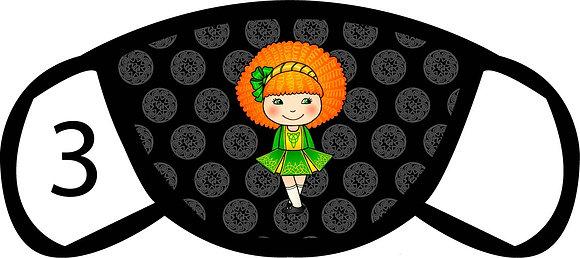 Girl Dancer Macconmara Logo