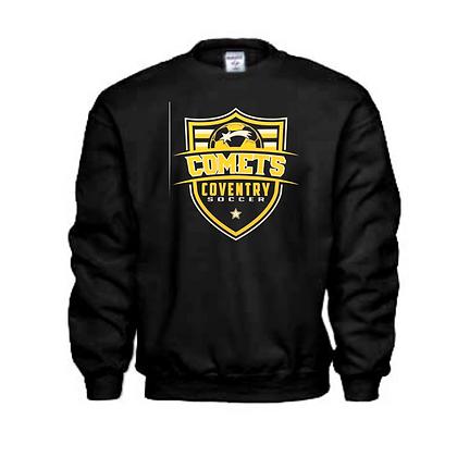 Coventry Comets Soccer Logo #56 Unisex Crew Neck