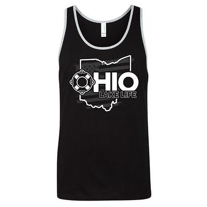 Ohio Lake Life Men's Tank Top