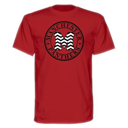 Manchester Panthers General Logo #4 Unisex T-Shirt