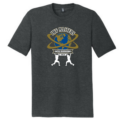 Virtual Championships Unisex Short Sleeve Triblend