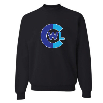 CWL Unisex Cotton blend Crew neck