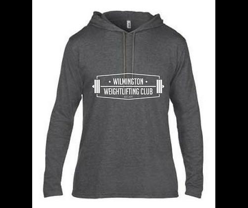 Wilmington OG Unisex Anvil Long Sleeve Hooded Tee