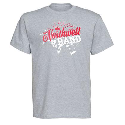 Northwest Indians Band Logo #21 Unisex T-Shirt