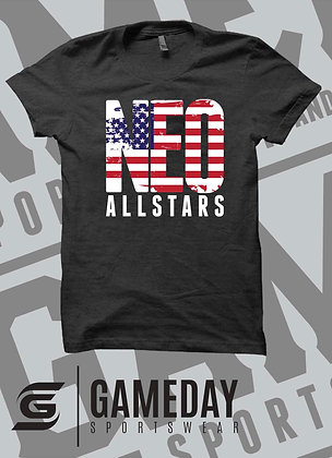 NEO Allstars 4th of July | T-shirt or Tank Top