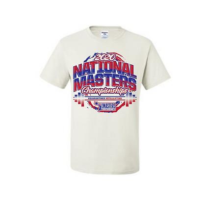 National Masters Championships T-Shirt