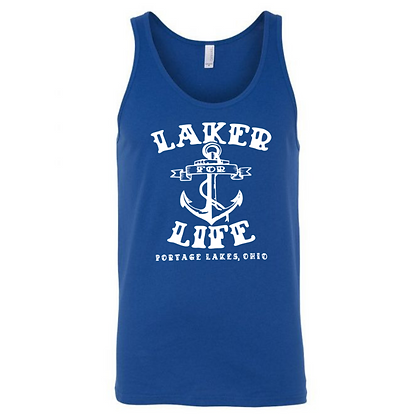 Laker For Life Men's Tank Top