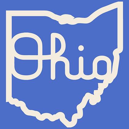 Ohio Cream Script