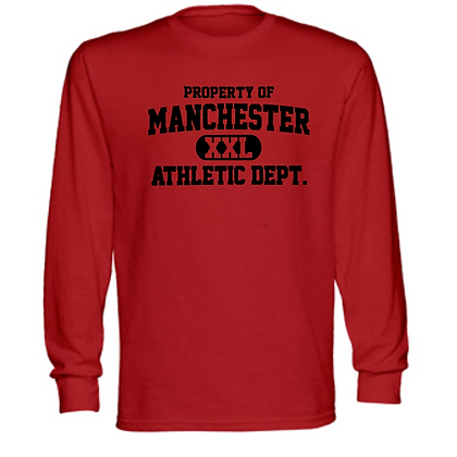 Manchester Panthers General Logo #13 Unisex Long Sleeve T-Shirt