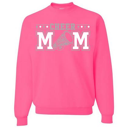 Cheer MOM Unisex Crew Neck Sweater