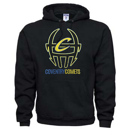 Coventry Comets Football Logo #46 Unisex Hoodie