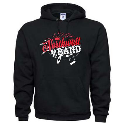 Northwest Indians Band Logo #21 Unisex Hoodie