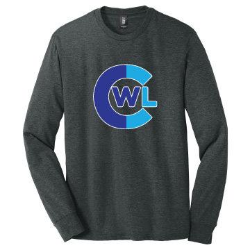 CWL Unisex Long Sleeve Triblend