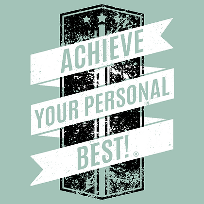 Achieve Your Personal Best