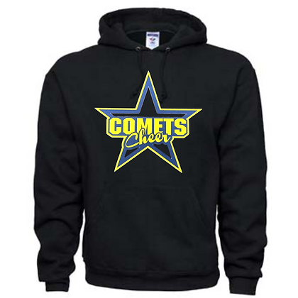 Coventry Comets Cheer Logo #38 Unisex Hoodie