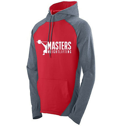 Masters Weightlifting Unisex Zeal Hoodies