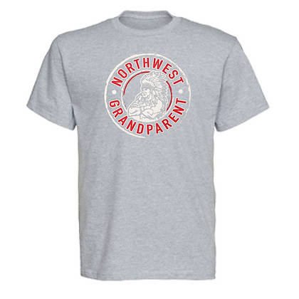 Northwest Indians Grandparent Logo #8 Unisex T-Shirt