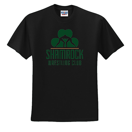 Shamrock Unisex Cotton blend T-shirt