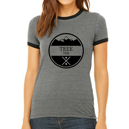 Tree Tee Ringer T-shirt