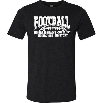 Gameday No Grass Stains No Glory Customizable Unisex T-Shirt