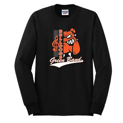 Design B Unisex Cotton blend Long Sleeve