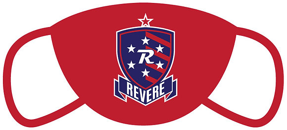 Revere Colored Logo Mask