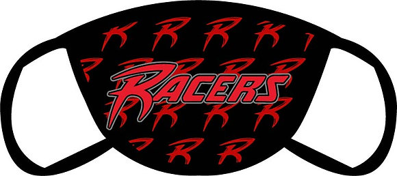 Akron Racers Mask
