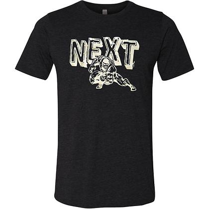 Gameday Next (White) Customizable Unisex T-Shirt