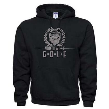 Northwest Indians Golf Logo #55 Unisex Hoodie