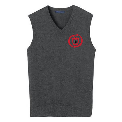 SST8 Icon Embroidered Sweater Vest