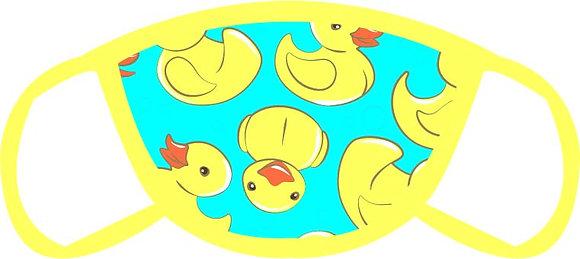 Rubber Ducks Face Mask