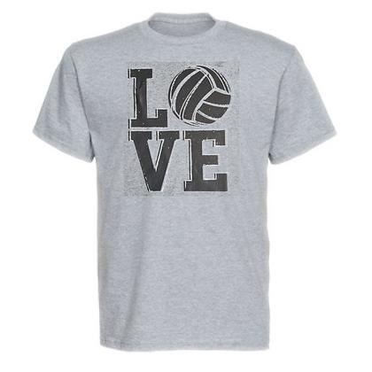 Gameday Love Volleyball Unisex T-Shirt