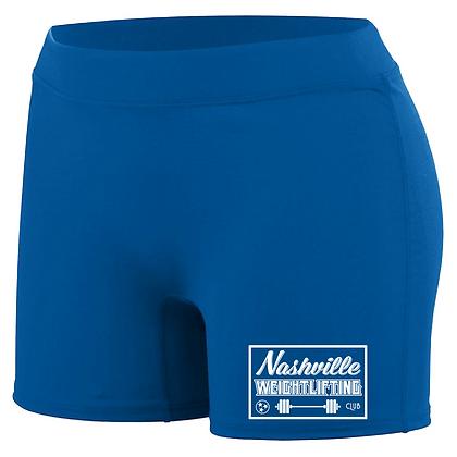 Nashville Weightlifting Women's Shorts