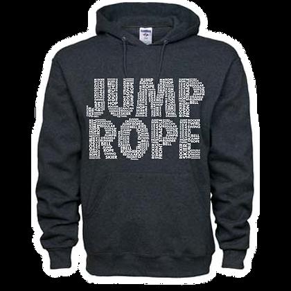 Jump Rope Tricks Unisex Hoodie
