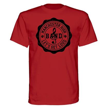 Manchester Panther Band Logo #25 Unisex T-Shirt