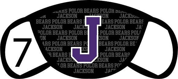 "Jackson ""J"" Face Mask"