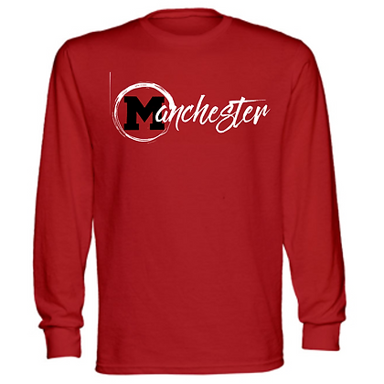 Manchester Panthers General Logo #1 Unisex Long Sleeve T-Shirt