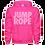 Thumbnail: Jump Rope Tricks Unisex Hoodie