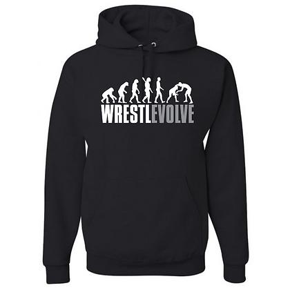 Wrestling Logo #37 Unisex Hoodie