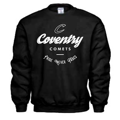 Coventry Comets General Logo #17 Unisex Crew Neck Sweater