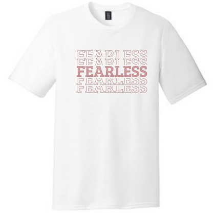 Distressed Fearless Unisex T-Shirt