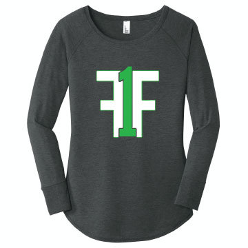 Fitness Forty One Ladies Long Sleeve Triblend